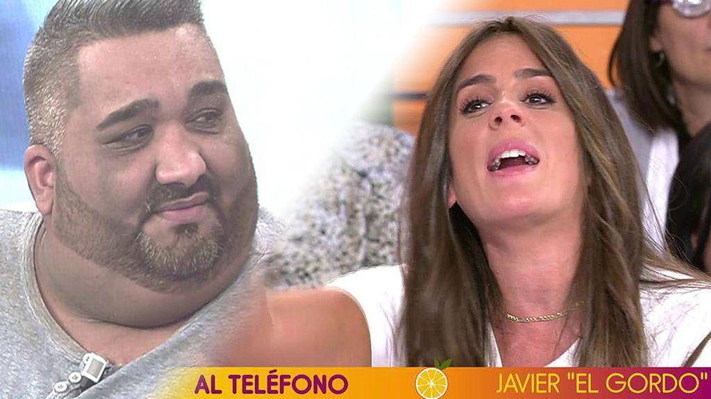 Javi 'El gordo' niega haber insultado a Chabelita y Anabel Pantoja la defiende