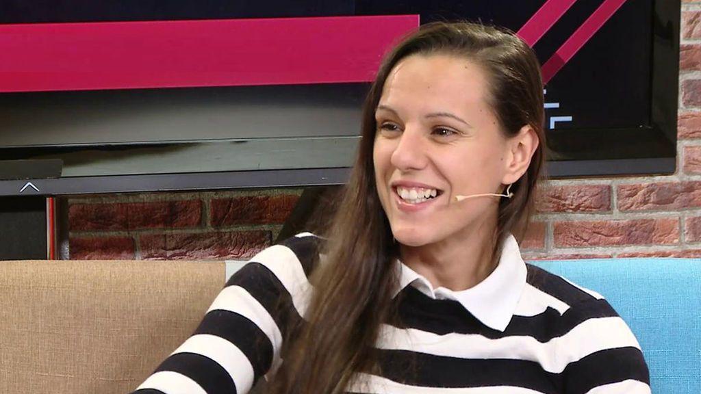 """Joana Pastrana, tras revalidar su título de campeona del mundo en boxeo: """"Me he tatuado el cinturón en la pierna"""""""