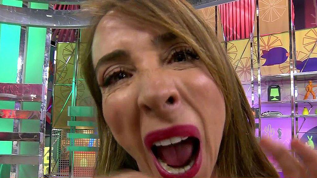 """María Patiño, indignada con el realizador: """"Es alucinante, hay alguien que me quiere destruir"""""""