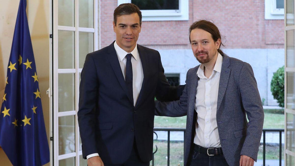 Gobierno y Unidos Podemos acuerdan suavizar la ley mordaza y despenalizar las injurias a la Corona y los sentimientos religiosos