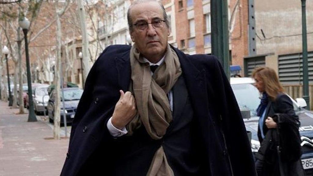 Absuelven a Francis Franco tras ser condenado por conducción temeraria, atentado contra la autoridad y daños
