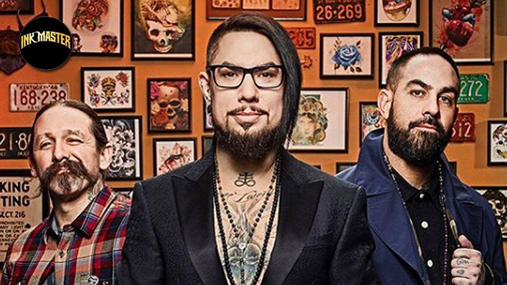 'Inkmaster', los tatuajes más impresionantes vistos en televisión