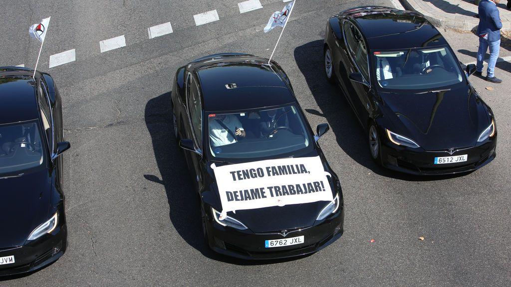 Inconstitucional la moratoria de dos años para conceder las licencias VTC en Cataluña
