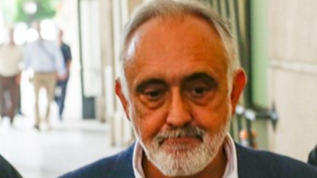 El rey de las tarjetas black del 'caso Faffe' dice que la usó por error en los prostíbulos… diez veces