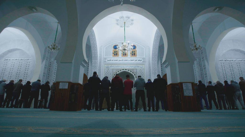 España musulmanes