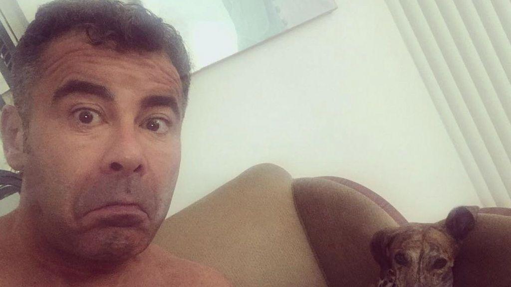"""Jorge Javier habla de su vida sexual sin tapujos: """"Harto de que me pregunten 'cuánto te mide"""""""