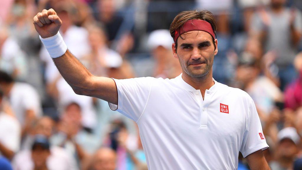 Federer ofrece su ayuda a las víctimas de las inundaciones en Mallorca y envía su apoyo a Nadal