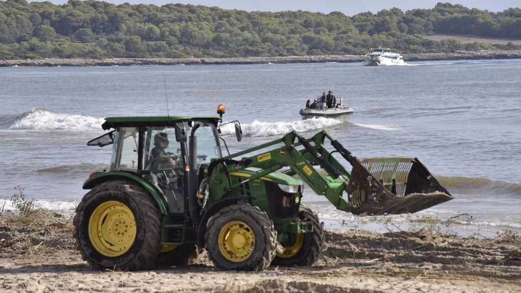 La búsqueda de Artur se amplia a la costa