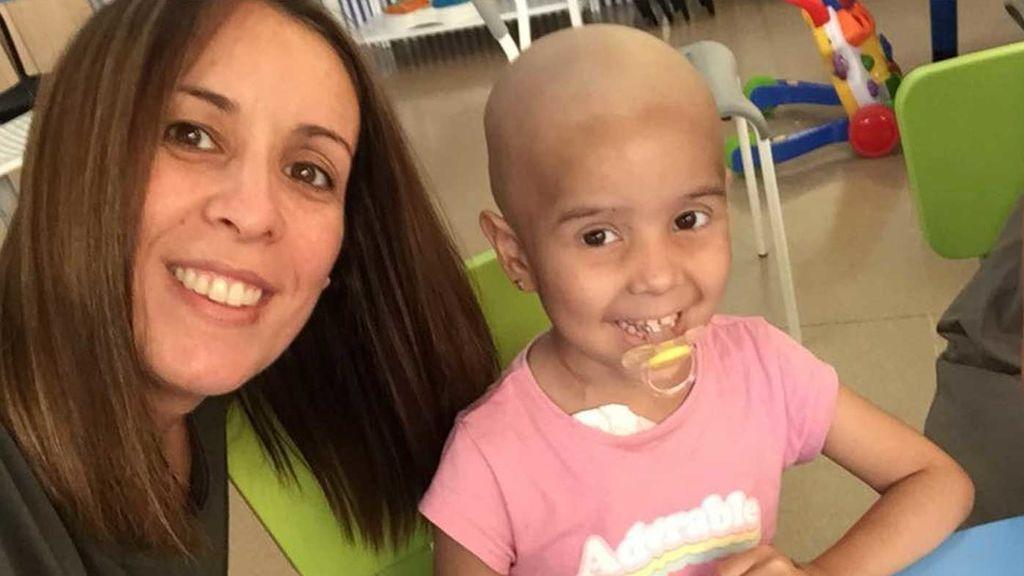 Muere Valeria leucemia