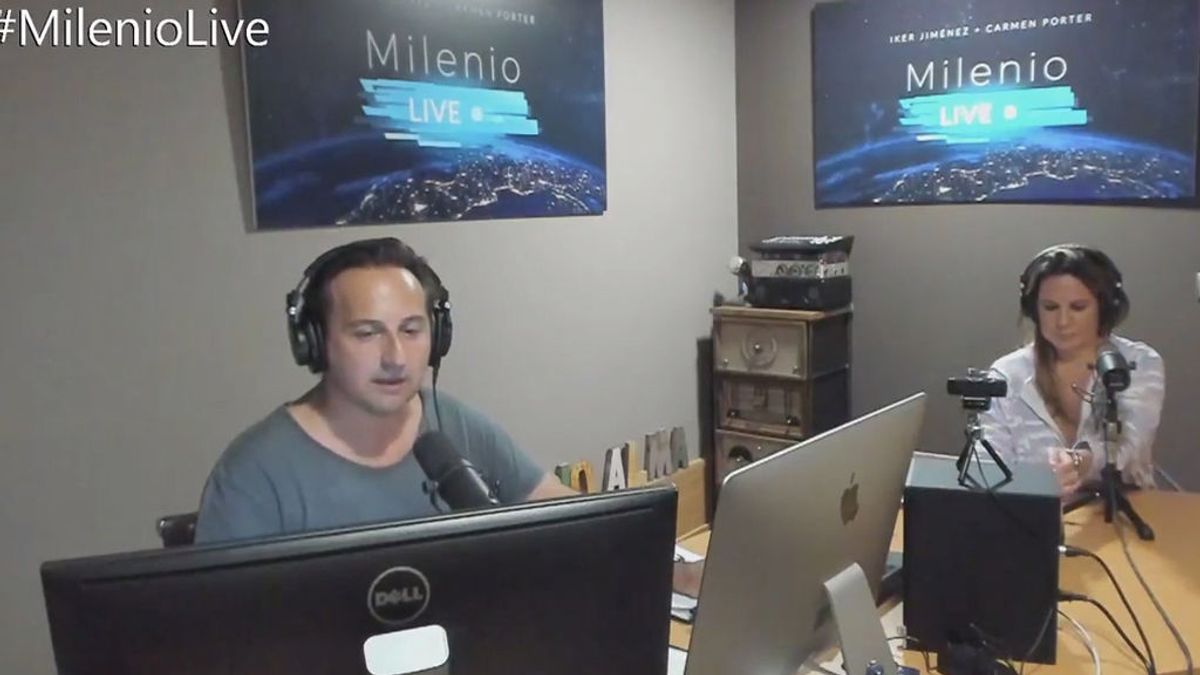 Milenio Live (13/10/2018) - 'Del camposanto a Slenderman'