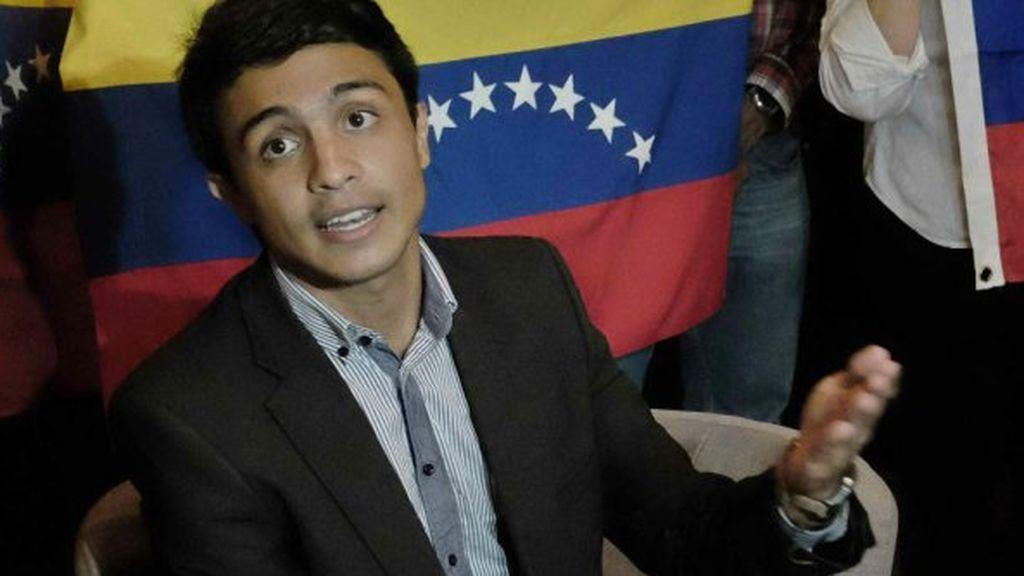 """Liberan al activista Gómez Saleh y es enviado a España """"por petición familiar"""""""