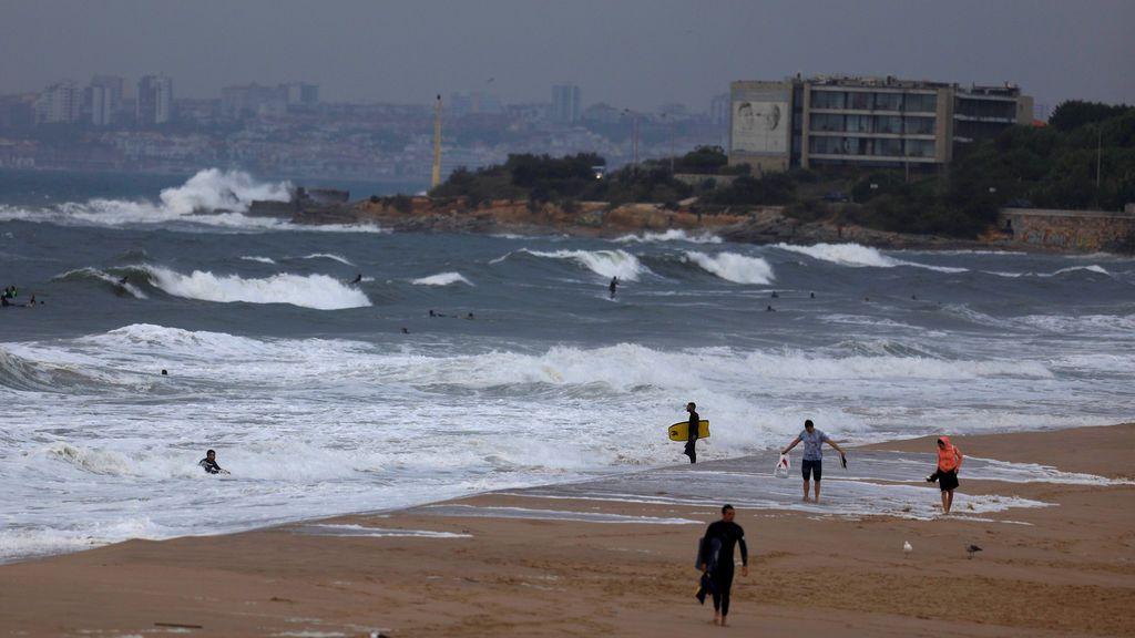 ¿Qué hacer ante la llegada del huracán Leslie a España?