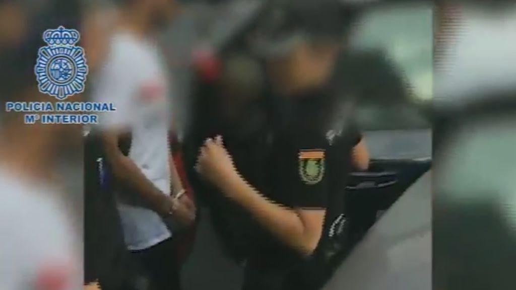 Golpe al tráfico de personas en El Príncipe: detenido El Rubio, el número 2 de la barriada