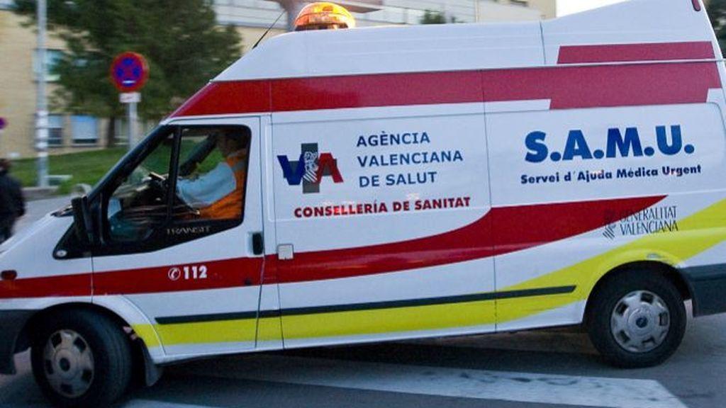 Ambulancia Valencia
