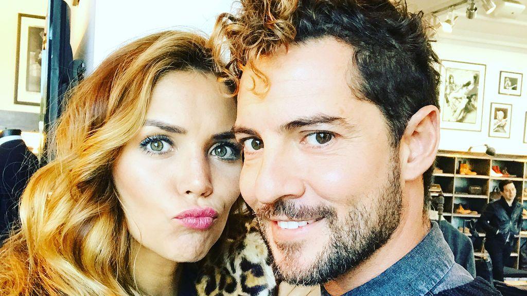 El gesto de Zanetti con Tablada al anunciar su embarazo tras la polémica por Ella Bisbal