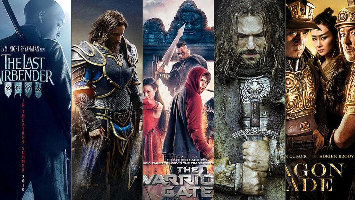 'Warcraft', 'Vikingos', 'El portal del guerrero'... Las noches de cine de FDF se llena de fantasía y guerreros medievales