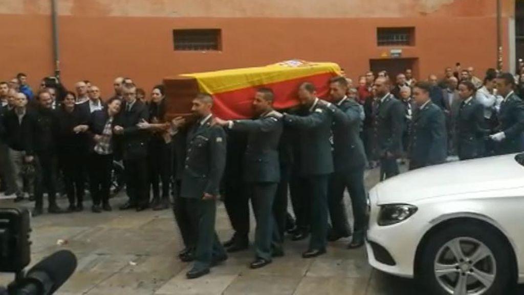 Dolor y conmoción en la despedida de José Manuel Arcos