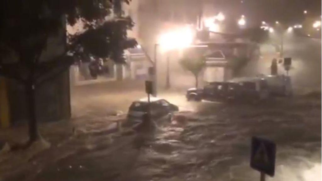 Las autoridades buscan a un británico desaparecido en Coín desde las inundaciones