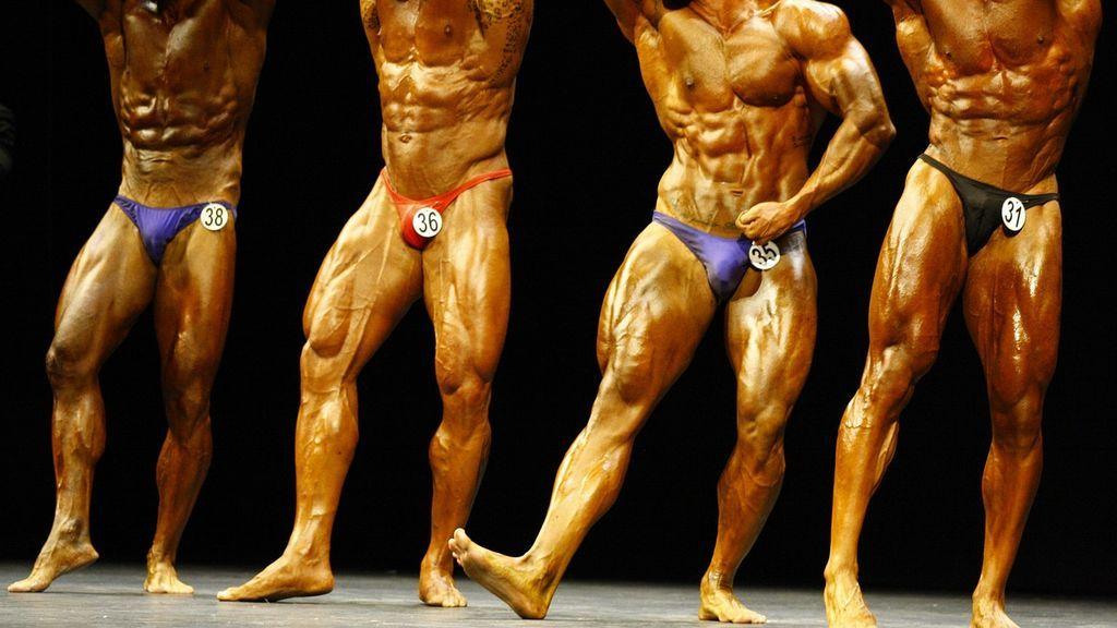 Estampida de culturistas en un campeonato en Euskadi cuando se encontraron con control antidoping