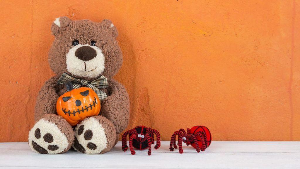 Reto visual de Halloween: Encuentra al osito que se ha disfrazado de fantasma