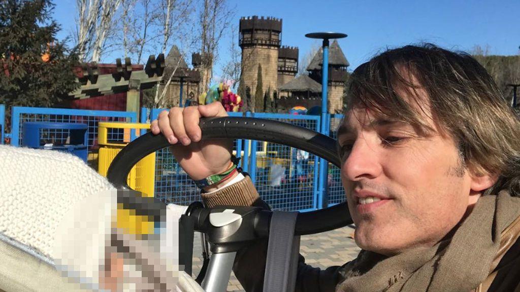 Ismael Beiro anuncia que ha sido padre y desvela el nombre de su bebé