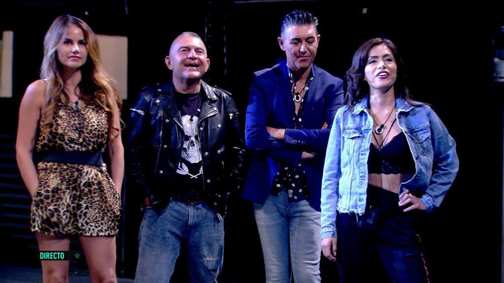 """La nueva prueba semanal de GH VIP empieza con un zasca de Miriam a Mónica: """"Si quieres saber cómo es mi culo, pregúntale a Carlos"""""""