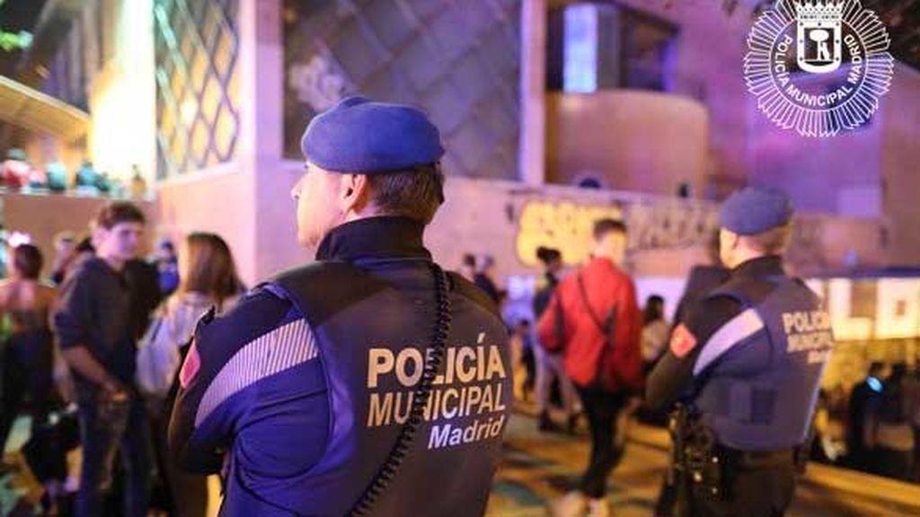 Un detenido con 18 años por violar a una chica de 14 en las fiestas del barrio madrileño del Pilar