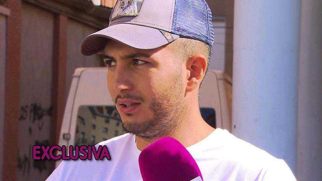 """Omar Montes: """"Si quisiera volver con Isa, ya habría vuelto"""""""