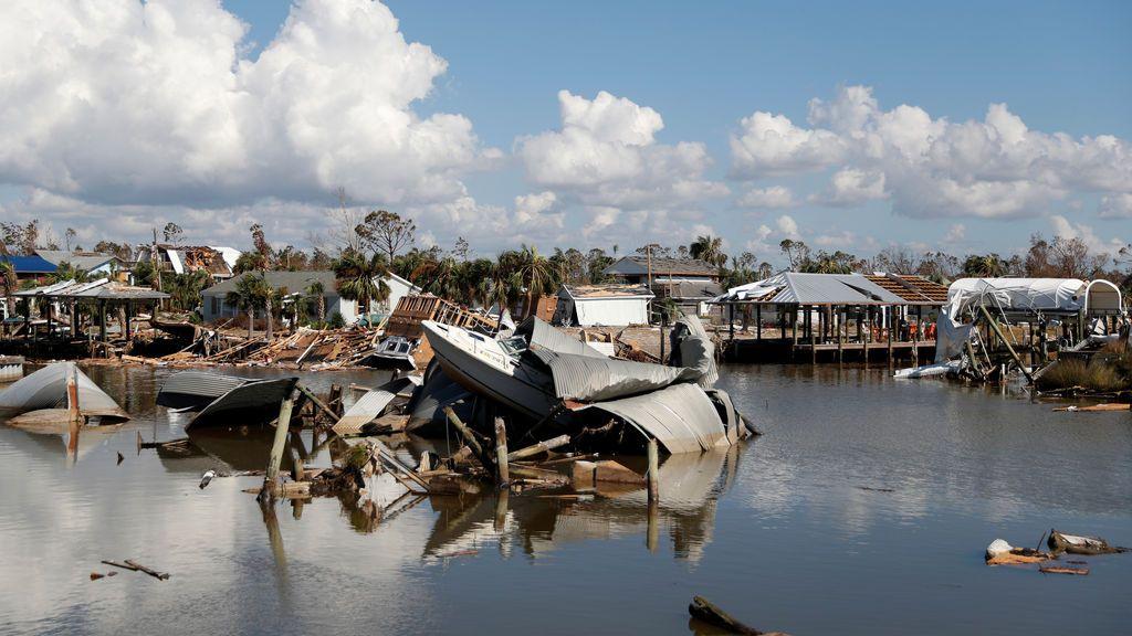 Ascienden a 29 los muertos a causa del paso del huracán 'Michael'