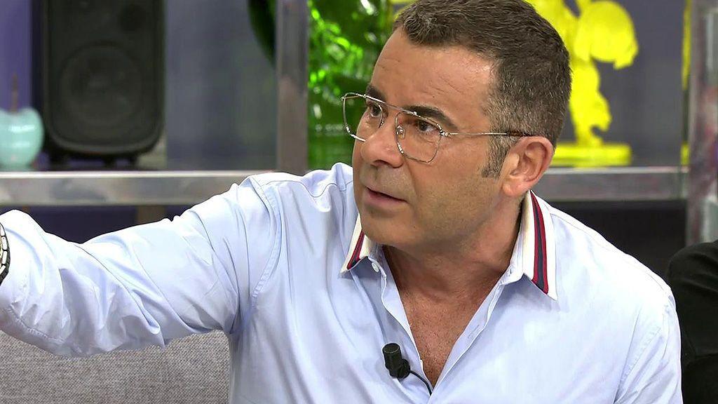 """Jorge Javier Vázquez,a Omar Montes: """"Cuando alguien se ve cuestionado, se revuelve como puede"""""""