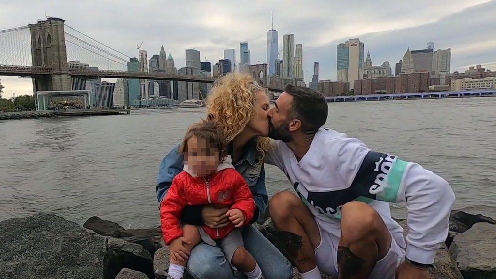 Juanma y Azahara 'GH' anuncian que van a ser padres por segunda vez