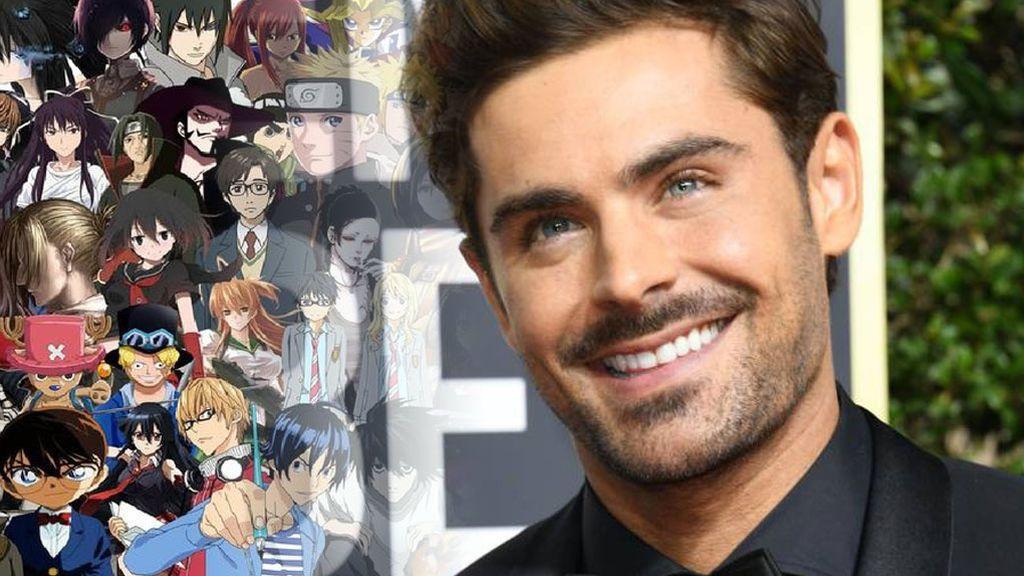 13 famosos que no sabías que eran fans del anime