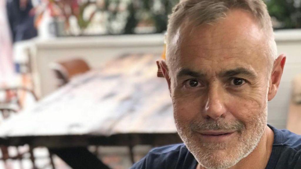 Jordi González, muerto de miedo, a punto de quedarse ciego de un ojo