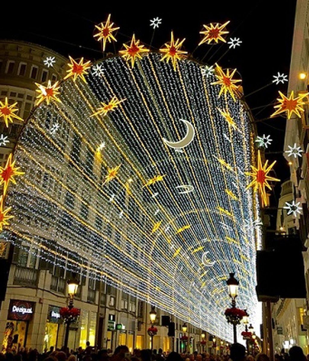 Málaga toma la delantera y encenderá las luces de Navidad en Noviembre
