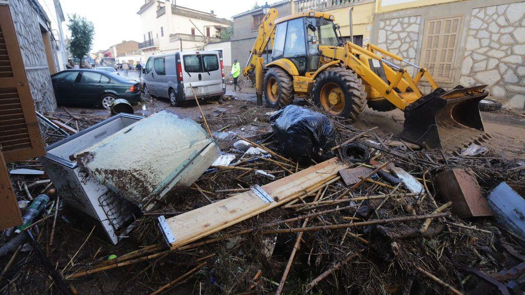 Una ola de cinco mató a las víctimas de la riada en Mallorca en menos de 10 minutos