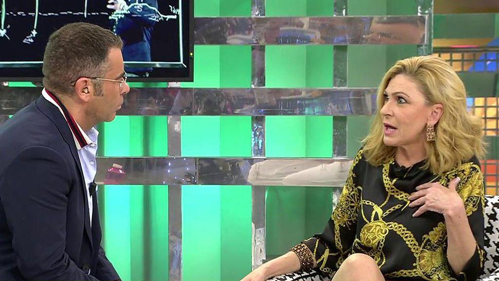 """Silvia Gambino defiende a Ángel Garó: """"Quiero que gane 'GH VIP"""""""