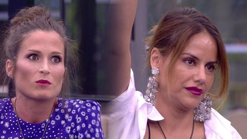 """Verdeliss no quiere mediar entre Mónica y Miriam: """"No soy una mandada y esto no es un patio de colegio"""""""