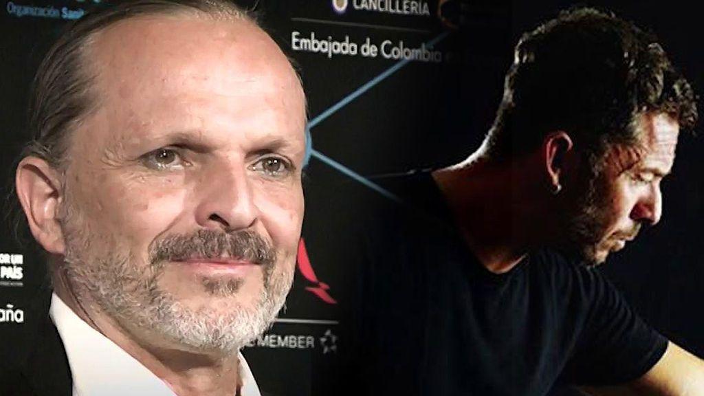 """'Sálvame' consigue localizar a Nacho Palau tras su ruptura con Miguel Bosé: """"Está todo bien"""""""