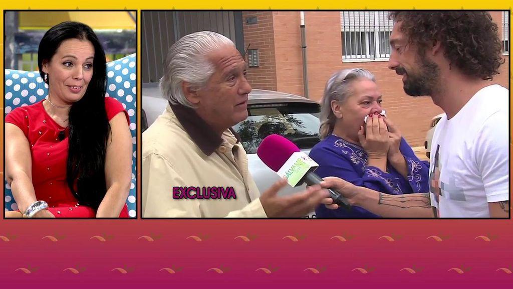 """Chiquetete desmiente que haya tenido una aventura con Inma: """"A Carmen no le haría eso en la vida"""""""