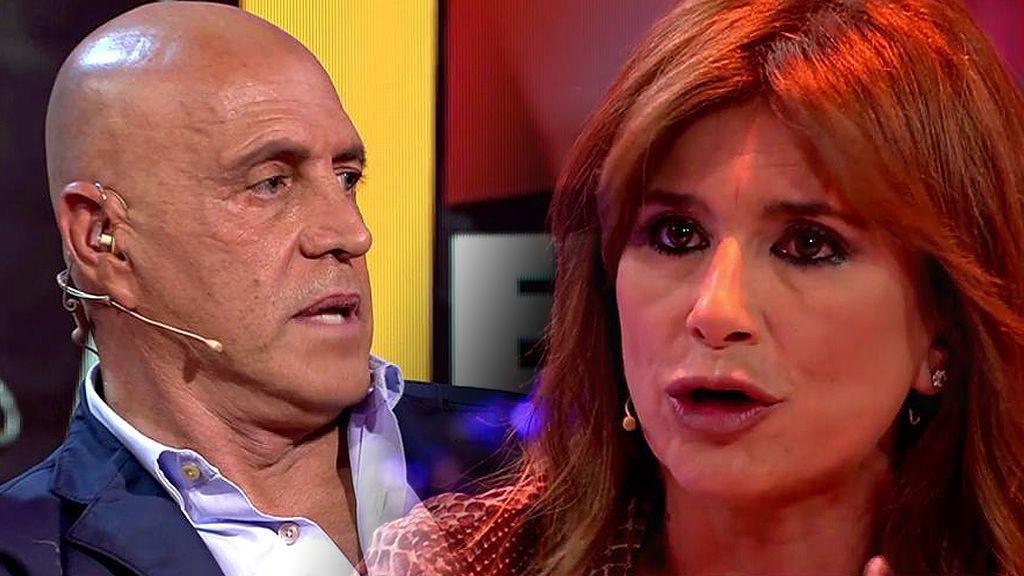 """Gema López se mosquea con Matamoros: """"Te pone que nos cabreemos"""""""