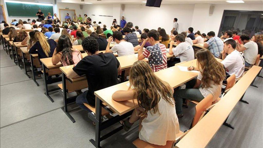 Profesores y alumnos