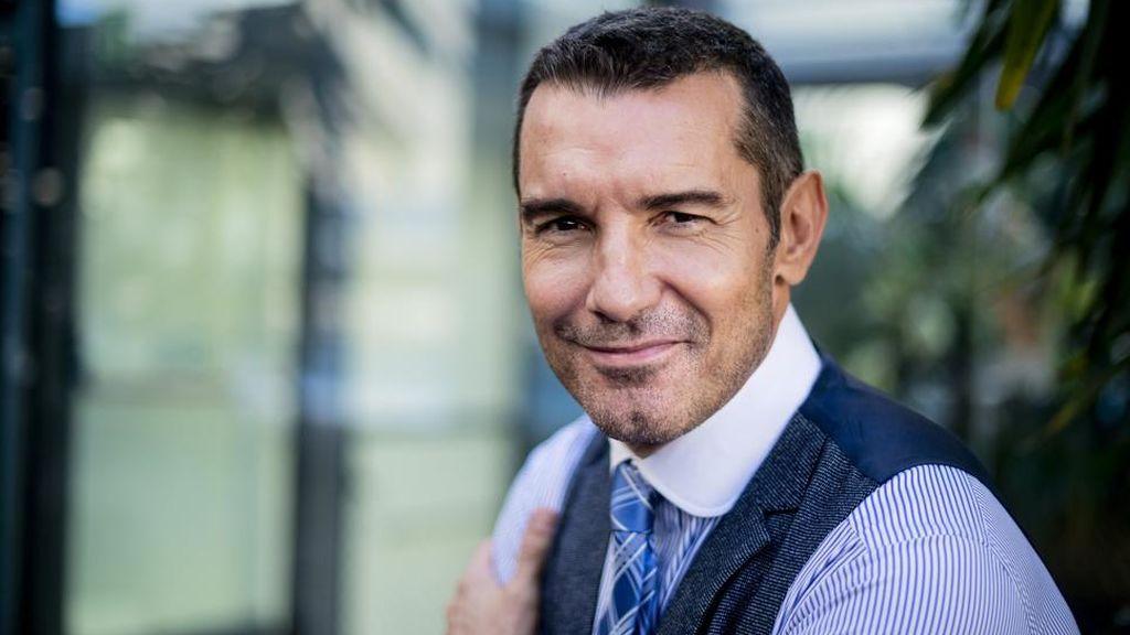 Jesús Vázquez, embajador de la lucha contra el sida