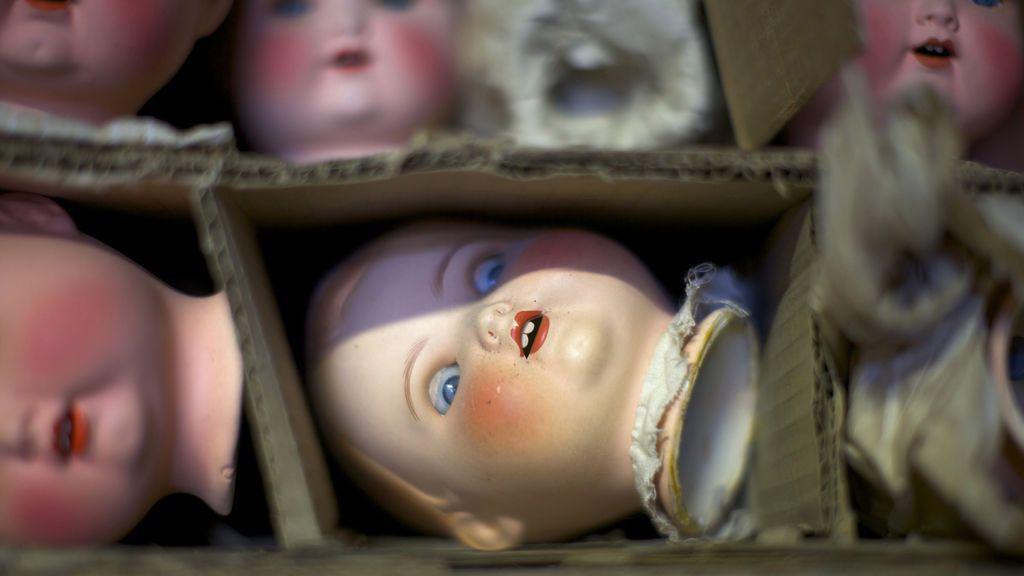 Tu miedo a las muñecas puede ser una enfermedad: pediofobia