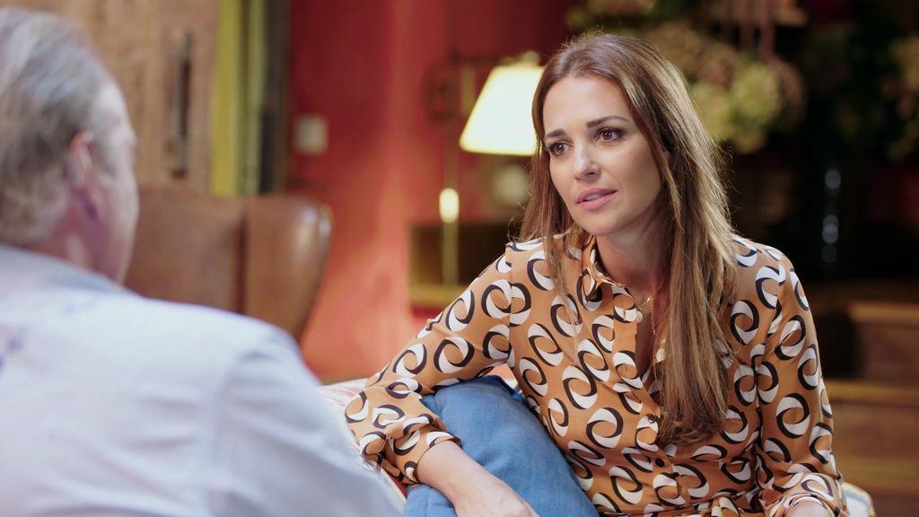 """Paula Echevarría y el amor: """"Soy muy entregada, doy siempre el 200%"""""""