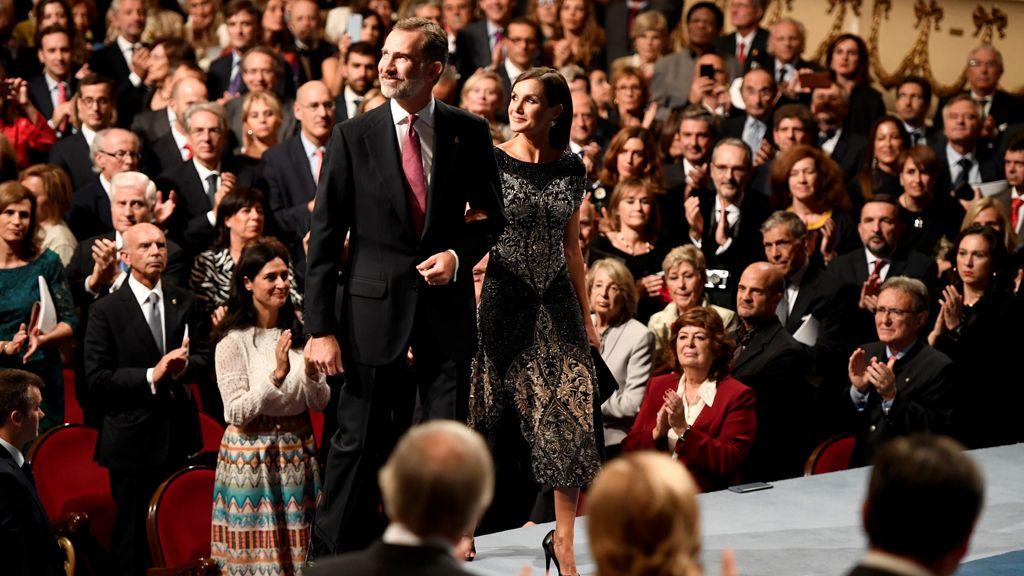 La ceremonia de los Premios Princesa de Asturias, en imágenes