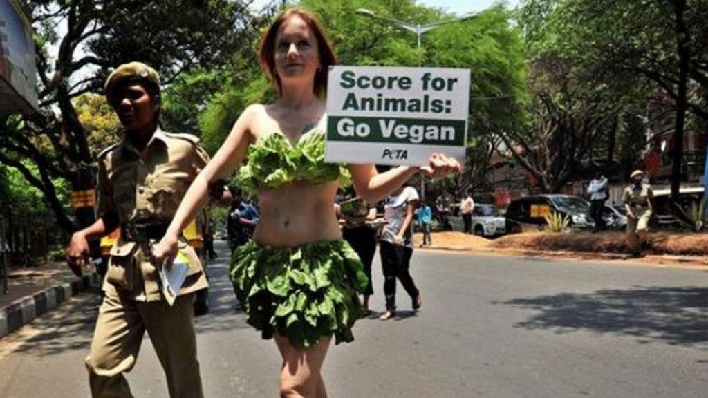 Go Vegan PETA