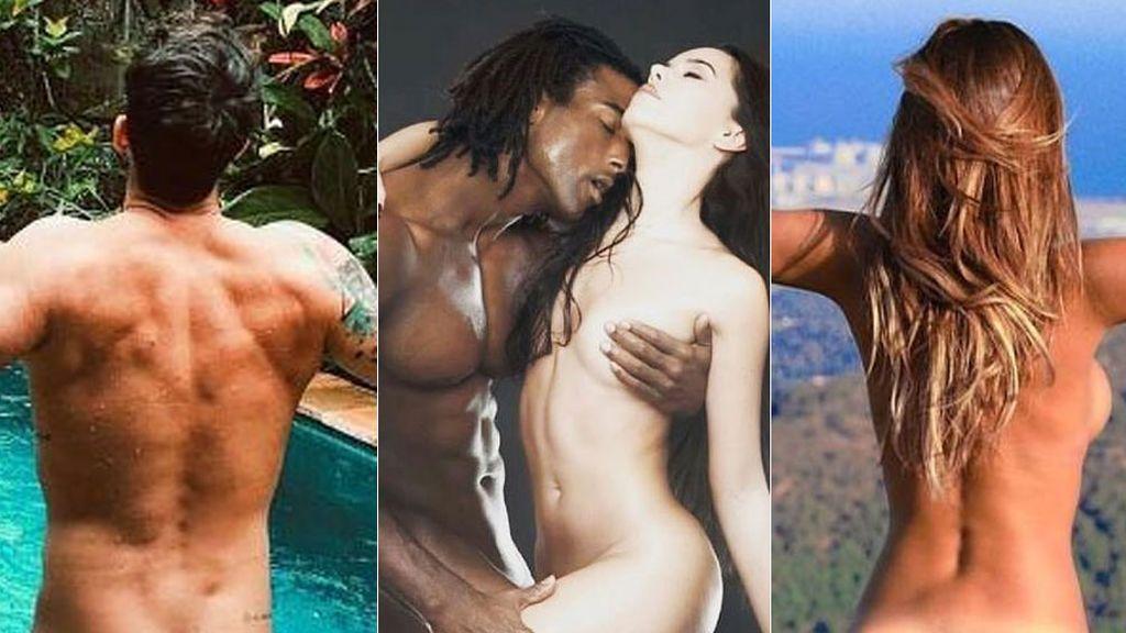 Ranking definitivo: el Top 10 de los desnudos instagrameros de la temporada