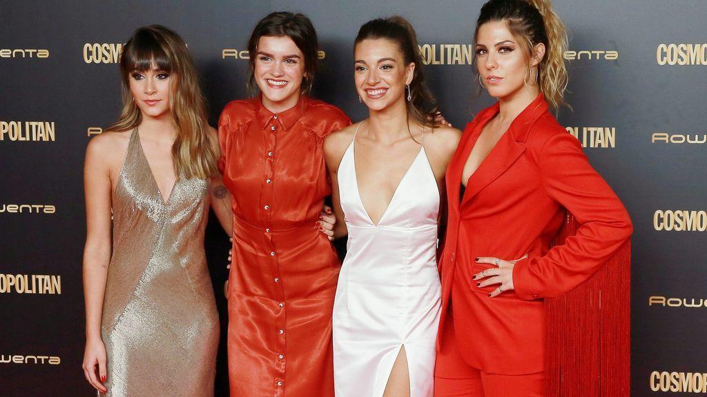 """Amaia aparece sin depilar en la gala Cosmo Awards: """"menuda reina"""""""