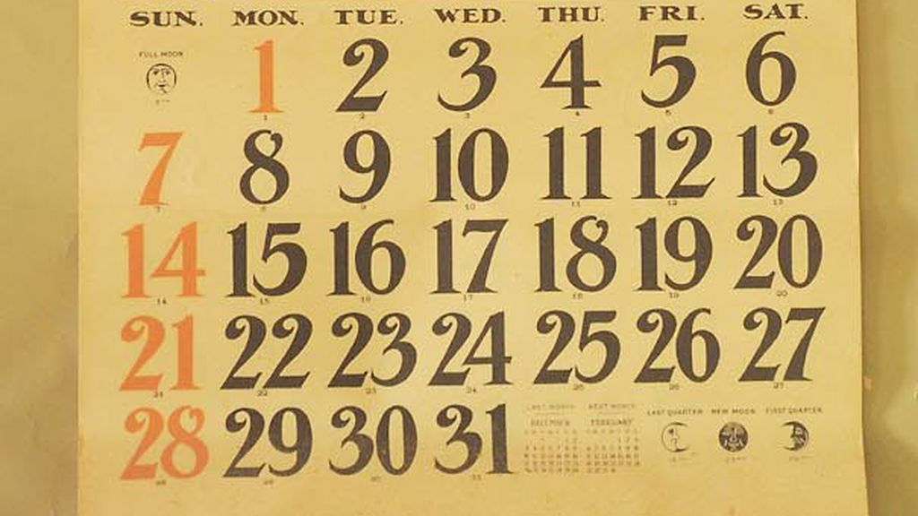 El calendario laboral de 2019 es oficial y cuenta con 8 festivos comunes en toda España