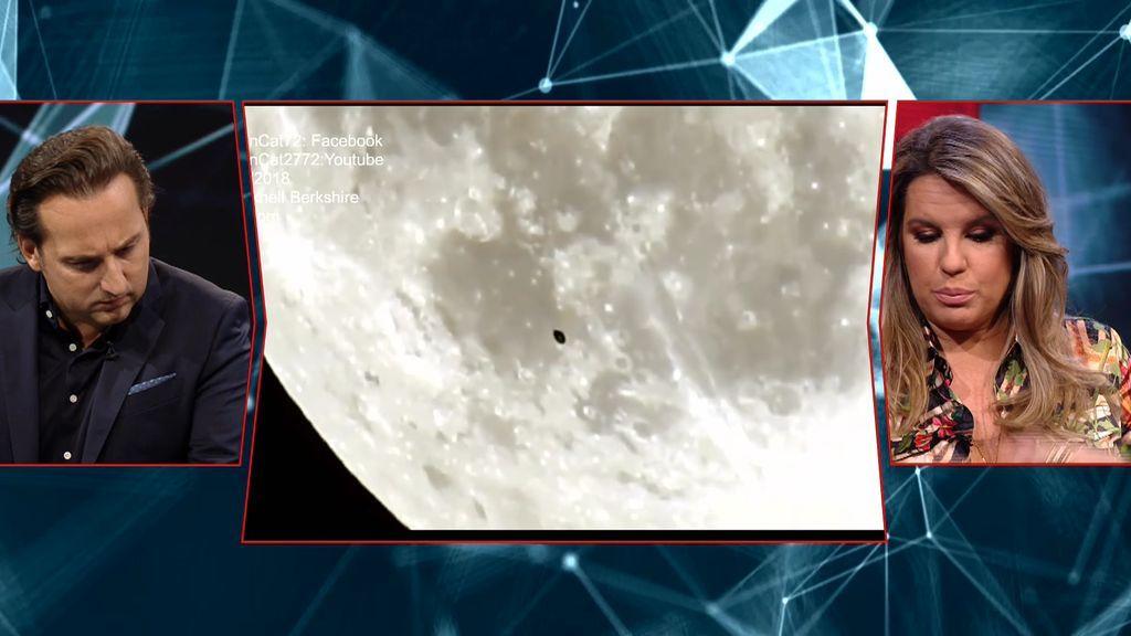 Cuarto Milenio | No tiene truco: Un astrónomo graba un objeto no ...